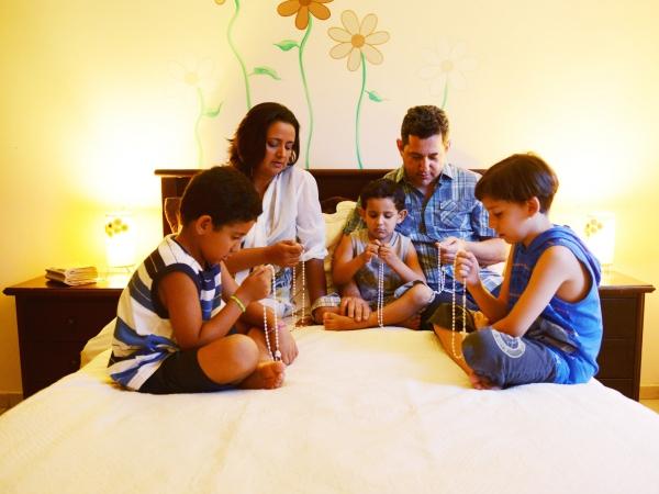 Roteiros para a Semana Santa em Família